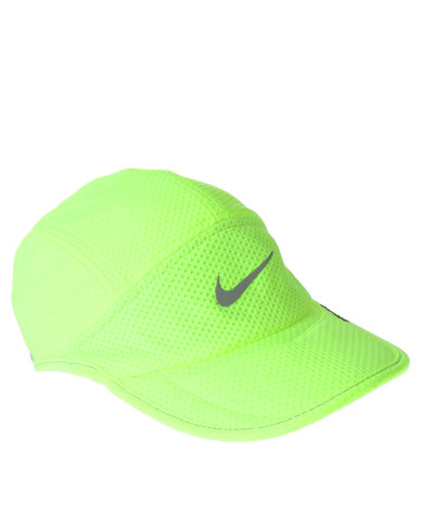 73a95230f0b Nike Performance TW Mesh Daybreak Cap Yellow