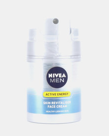 Nivea For Men Revitalising Q10 Moisturising Cream 50ml
