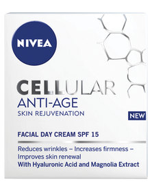 Nivea Cellular Moisturising Day Cream SPF15 50ml