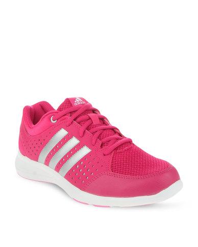 adidas Performance Arianna III Trainers Pink/Grey