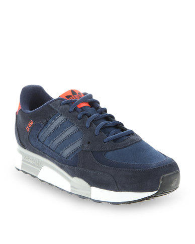 reputable site 7eed3 7a9ac adidas ZX 850 Sneakers Blue