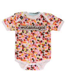 Krag Drag Watalotigot Bodysuit Multi