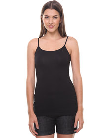 Utopia Basic Cami Black
