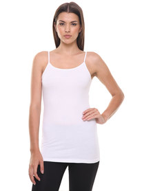 Utopia Basic Cami White