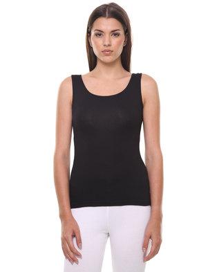 Utopia Basic Vest Black