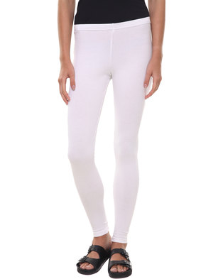 Utopia Basic Leggings White