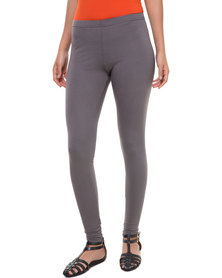 Utopia Basic Leggings Charcoal