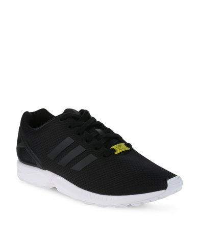 adidas ZX Flux Shoes Black  c72dcd141e19