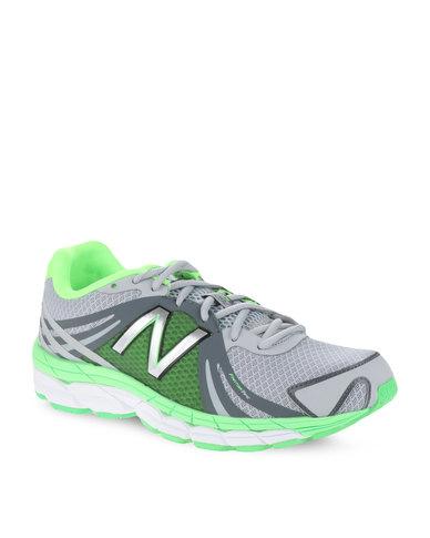 site réputé cf62c 05874 New Balance Performance Stability 760 Running Shoes Grey