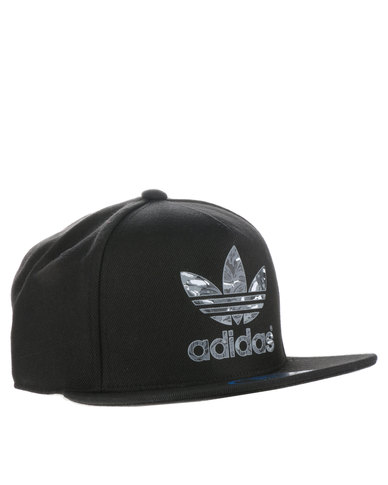 adidas AC Fitted Cap Black  cbe62ee64264