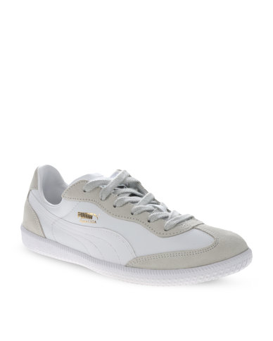 new styles e890e 52ecf Puma Super Liga OG Retro Sneakers White   Zando