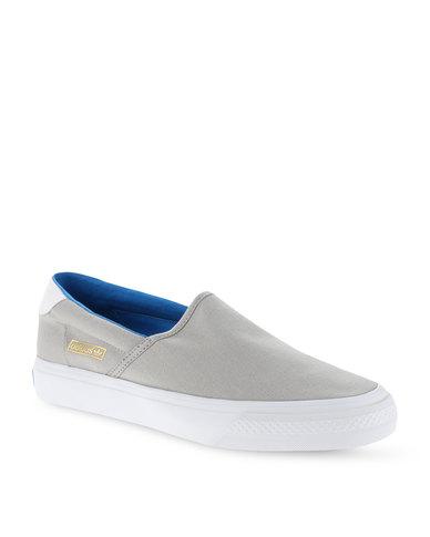 632d5e71c adidas Adidrill Vulc Slip-on Sneakers Grey
