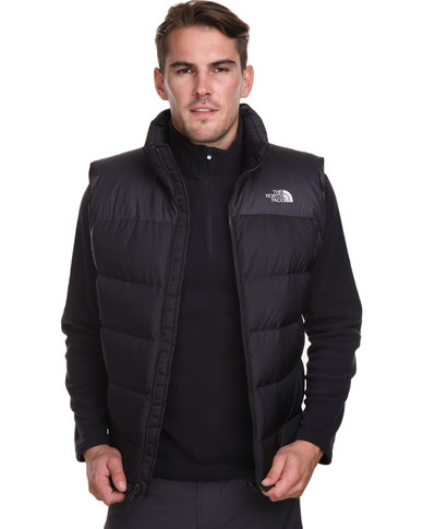 1987238b65bd The North Face Nuptse 2 Vest Black