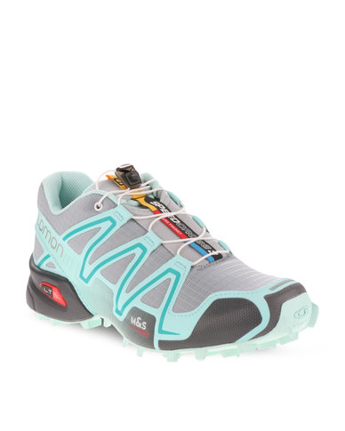 82c59724135b Salomon Speedcross 3 Running Shoes Grey