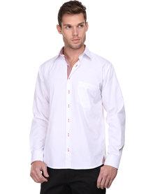 Phashash Tony Shirt White