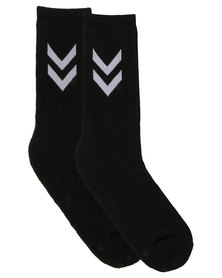 Utopia Men's Sport Socks Black