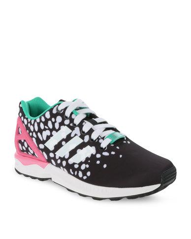 online store 489bd e645e adidas ZX Flux Sneakers Multi