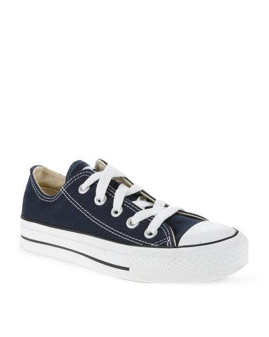 Soviet Viper Sneaker Navy/White