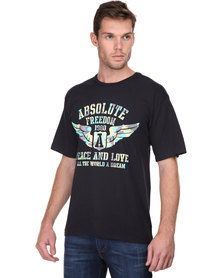 Phashash Absolute Freedom T-Shirt Black