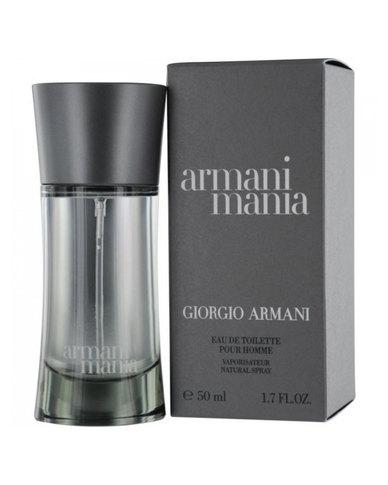 Giorgio Armani Mania For Men Edt 50ml Zando