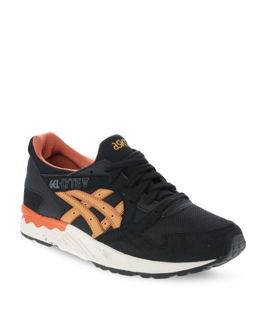 9a2a9736db31 Asics GEL-LYTE V Sneakers Black