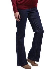 Cherry Melon Bootleg Jeans Indigo