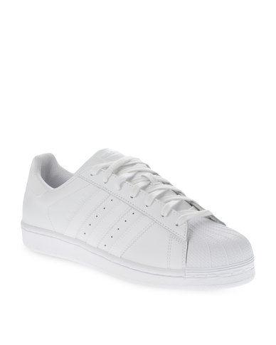 size 40 353a9 6b229 adidas Superstar Foundation Shoes White