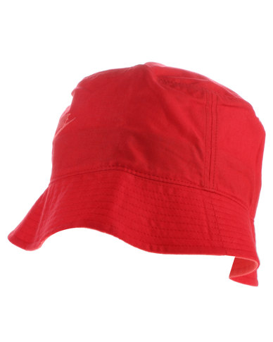 Nike Bucket Hat Red  222c8c380fb