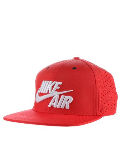 Nike Air Cap Red  bd677729c6b