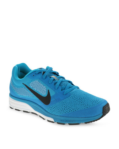 quality design c2908 6404d Nike Performance Air Zoom Fly 2 Stability Running Shoes Blue