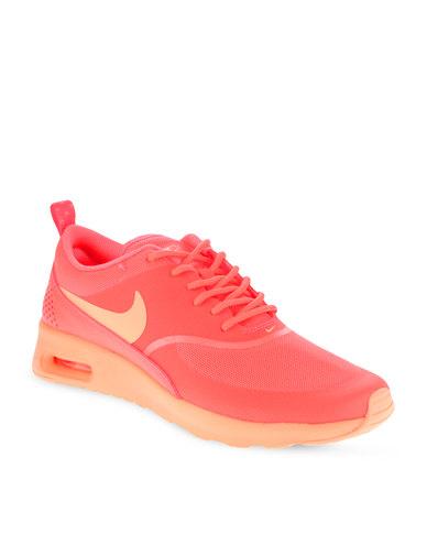 adcdc2553c Nike Air Max Thea Sneakers Orange | Zando