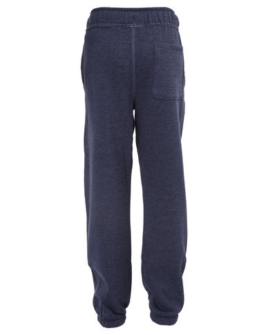 59c869fd6ff0 Converse Fleece Pants Navy Heather