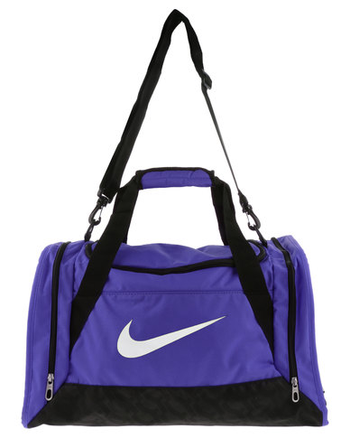 01830e3ae3 Nike Performance Brasilia 6 Duffel Bag Medium Purple