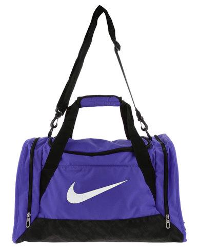 026150c6da06 Nike Performance Brasilia 6 Duffel Bag Medium Purple