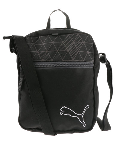Puma Echo Portable Messenger Bag Black  89b4028705bf8