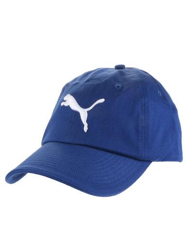 4d7123c58dc Puma Essential Cap Blue