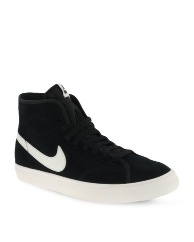 7ec023c308 Nike Primo Court Mid Leather Sneakers Black
