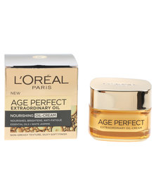 L'Oreal Age Perfect Extraordinary Oil Nourishing Oil Cream Moisturiser