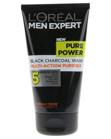 L'Oreal Men Expertise Pure Power Charcoal Face Wash 150ml