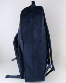 adidas Backpack Classic Trefoil Navy Blue