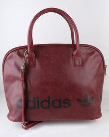 adidas Bowl Bag Vintage Maroon