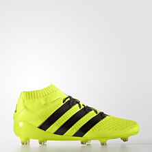 ACE 16.1 Primeknit Firm Ground Boots