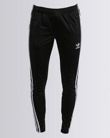 adidas Supergirl Track Pants Black