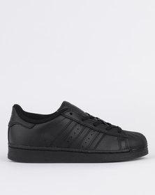 adidas Superstar Foundation Sneaker Black