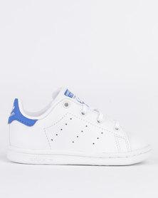 adidas Stan Smith Baby Original Sneaker White & Blue
