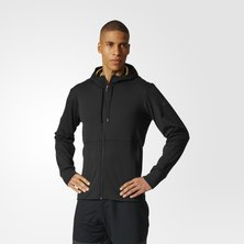 Climawarm Hooded Workout Jacket