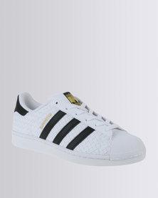 adidas Superstar Woven Sneaker White