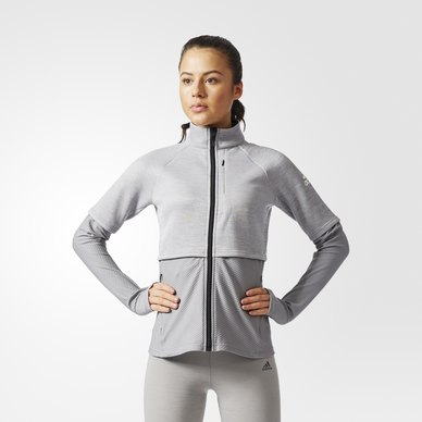 Performance Melange Track Jacket