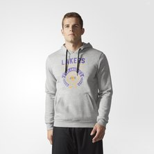 Lakers Washed Pullover Hoodie