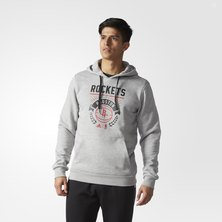 Rockets Washed Pullover Hoodie